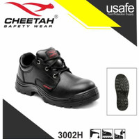 Sepatu Safety Original Cheetah 3002 H