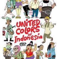 United Colors of Indonesia by Mice Cartoon