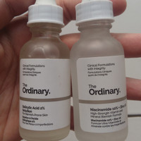 THE ORDINARY SALICYLIC ACID 2% SOLUTION WITH NIACINAMIDE 10% + ZINC