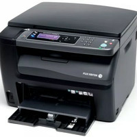 Fuji Xerox colour laser printer docuprint cm205b