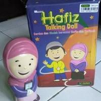 Boneka Hafizah / hafiz talking doll
