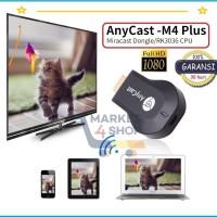 ANYCAST M4 Plus Wireless Display Dongle wifi HDMI - ORIGINAL 100 %