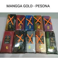 Sarung Mangga Gold - Pesona
