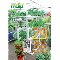 Buku Trubus MClip 29 TEKNIK URBAN FARMING Gerakan Pertanian Perkotaan