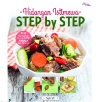 Buku Jago Memasak Resep Tips anti gagal HIDANGAN ISTIMEWA STEP BY STEP