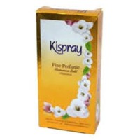 KISPRAY GLAMOUROUS GOLD SACHET 12X11ML
