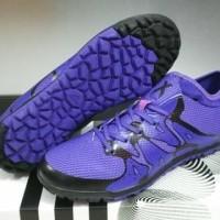 Super Murah! Adidas X 151 Purple - Tech Fit [Sepatu Futsal] [Replika I