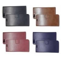 Flip Cover Case Magnet Wallet Classic Berkualitas HP Sony Xperia XA