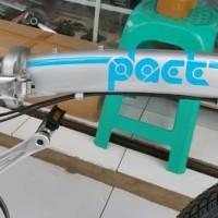 Sepeda lipat United PACT rem cakram - folding bike