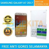 SECOND - SAMSUNG GALAXY A7 2017