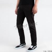 Celana Panjang Chino Pants Pria Slimfit Original Warna Diskon