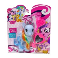 Jual Mainan Figure Little Pony Mika 1330 - Boneka Little Pony Murah Murah