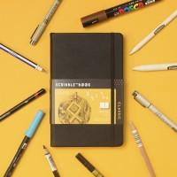 Sketchbook Classic Scribblebook by Area 52
