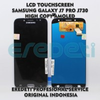 LCD TOUCHSCREEN SAMSUNG J7 PRO J730 HIGH COPY AMOLED KD-002862