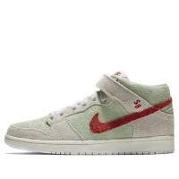Po / Indent Sepatu sneakers Nike original SB Dunk Mid Pro QS AQ2207163