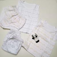 set pakaian baju bayi new born kado isi 5