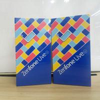 Hp Asus Zenfone Live L1 ZA550KL - Ram 2Gb internal 16Gb Garansi Resmi