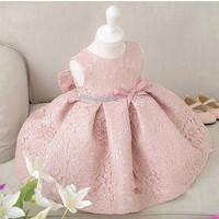 Dress anak impor/ gaun pesta anak