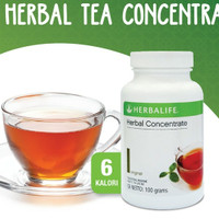 Herbal Concentrate Teh Termo Pembakar Lemak Herbalife#Thermojestic