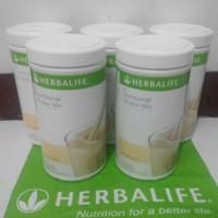 Herbalife#F1#Shake Mixed Vanilla #susu diet Vanila