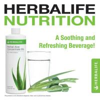 Herbal Aloe Concentrate Mix Herbalife# Aloevera Original