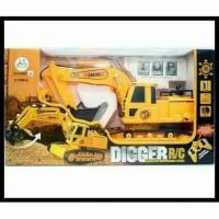 mobil remot digger beko rc excavator