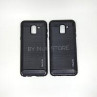 Samsung J6 Ipaky / Ipacky / Delkin Slim Carbon Case / Casing / Bumper