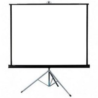 Tripod Screen Projector (Layar Proyektor 96