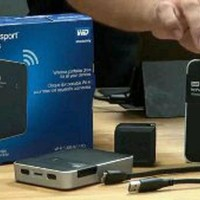 WD My Passport Wireless 2TB (2 Tera) Hardisk External 3.5