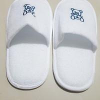 Sendal hotel, slipper tebal, dari Jepang untuk anak
