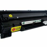 435 recycle toner CB435 untuk printer: HP LJ P1005, P1006 kualitas cet
