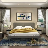 Bedroom King Set Lanika
