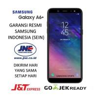 SAMSUNG GALAXY A6 PLUS / A6+ 2018 GARANSI RESMI SAMSUNG INDONESIA SEIN