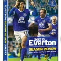 DVD Everton Season Review 2012/2013 - All Goals Premier League