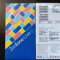 HP ASUS ZENFONE LIVE L1 ZA550KL RAM 2/16 GARANSI RESMI