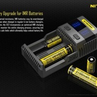 Harga charger nitecore sc2 for 18650 26650 aa aaa dll speed up to | Pembandingharga.com