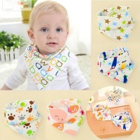 celemek bayi motif lucu slabber bayi bibs segitiga bayi tatakan bayi