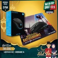 'Ied Al-Fitr Sale 01 : Logitech G102 + GoodGame XL