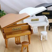 Grand Piano Mini Music Box