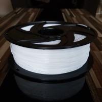 3d filament PLA putih / white