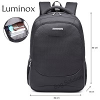 Luminox Tas Ransel Laptop Tahan Air 62059 Backpack Up to 15 inch