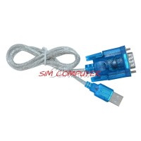 USB to DB9 RS232 Serial Kabel CH340 Driver