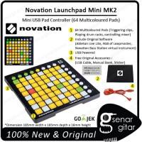 Harga novation launchpad mini mk2 64 pad launch pad mk 2 midi   antitipu.com
