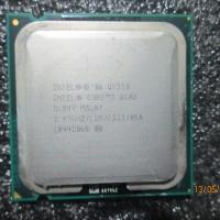 Processor Intel® Core™2 Quad  Q9550  @2.83 GHz