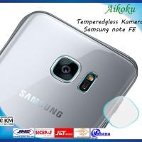 Temperedglass Pelindung Kamera Samsung Note FE Anti Baret Anti Knock