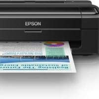 Printer Epson L310 inkjet : tinta infus L310 original -hitam-