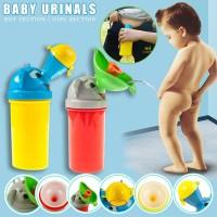 Tempat pipis anak laki laki perempuan | Portable Kids Urinal - OT1825