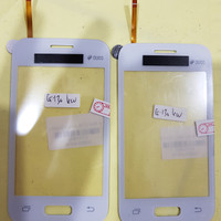TOUCH SCREEN SAMSUNG G130 G130H GALAXY YOUNG 2 DUOS ORIGINAL WHITE