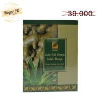 Harga jahe full cream lidah buaya serambi botani isi 5 ekstrak | antitipu.com
