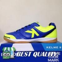 Harga dribbleshop sepatu futsal kelme k strong royal blue lime 55787 | antitipu.com